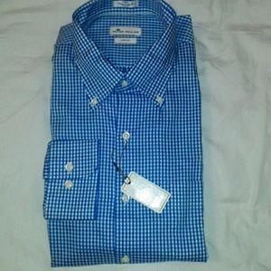 NWT Peter Millar Shirt